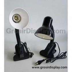 Lampu Display Penerang Belajar Jepit Elastis Murah