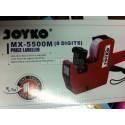 Tembakan Harga Joyko MX-5500 Stiker Tempelan Labeller