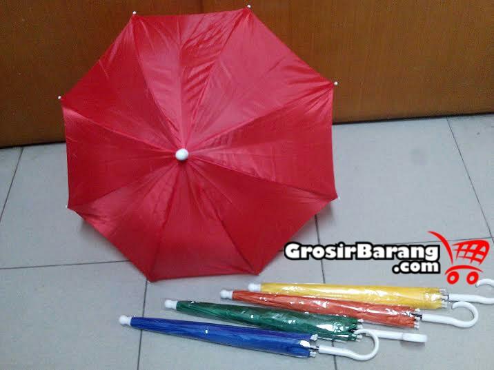 Grosir Barang Payung Anak Polos