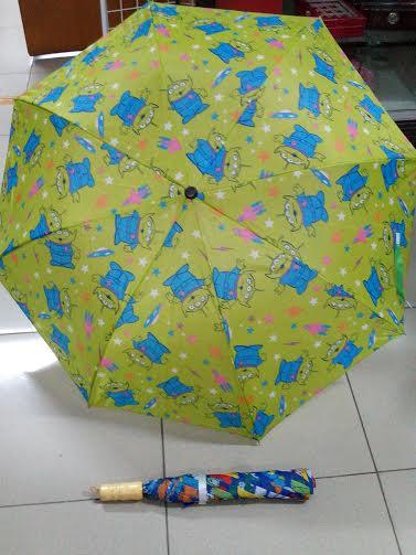 Grosir Payung Lipat Motif Batik