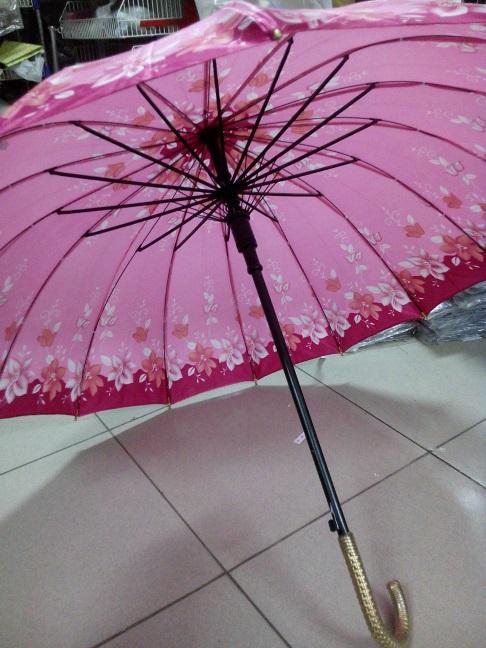 Supplier Payung Motif Batik Tebal Murah