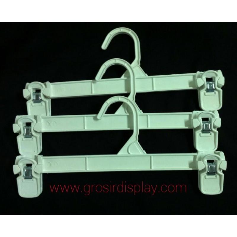 Hanger jepit Plastik 25 cm